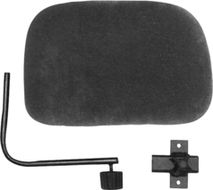 Roc-N-Soc Drum Throne Back Rest, Black