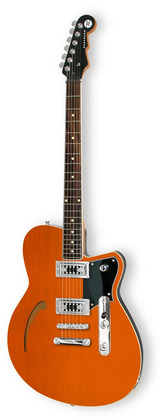 Reverend Club King Rock Orange