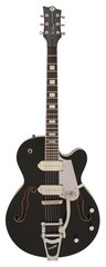 Reverend Pete Anderson Satin Black