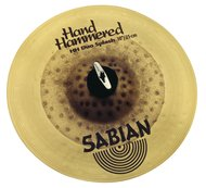 "Sabian 10"" Hand Hammered Duo Splash, Thin, Trad Tone"