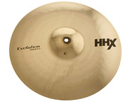 "Sabian 16"" HHX Evolution Crash Brilliant"