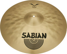 "Sabian 18"" HHX Fierce Crash Brilliant"