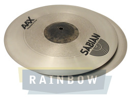 "Sabian AAX Frequency 14"" Hi Hat Pair"
