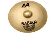 "Sabian 16"" AA Extra-Thin Crash, Natural Finish"