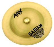 "Sabian 18"" AAX Chinese Natural Finish"
