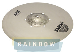 "Sabian 18"" AAX Iso Crash"