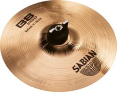 "Sabian B8 Pro Series 8"" Splash Cymbal (brilliant)"