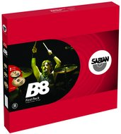 Sabian B8 First Pack Cymbal Pack Box Set
