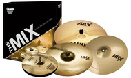 Sabian Arena Mix 5pc Cymbal Box Set