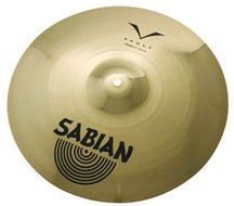 "Sabian 17"" Vault Crash Brilliant"