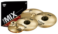 Sabian Club Mix 5pc Cymbal Box Set