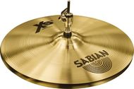 "Sabian 14"" Xs20 Regular Hats Brilliant"
