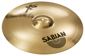 "Sabian 20"" Xs20 Brilliant Finish Rock Ride"