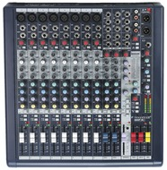 Soundcraft MFXi8 8 Channel Mixer