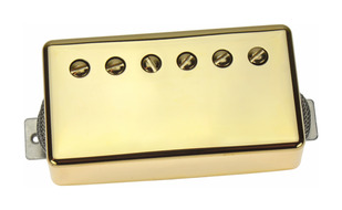 Seymour Duncan SH-55B <BR>Seth Lover Model Gold Pickup