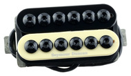 Seymour Duncan Sh-8b Invader Bridge Pickup Zebra