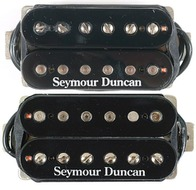 Seymour Duncan Hot Rodded Humbucker Pickup Set with SH-4, SH-2n Pickups