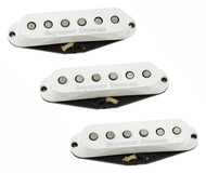 Seymour Duncan APS1 Alnico II Pro Staggered Pole Strat Pickup Set