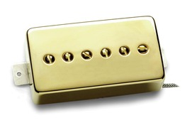 Seymour Duncan SPH90-1b Phat Cat Gold Cover