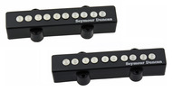 Seymour Duncan SJ5-3S Quarter Pound Pickup for 5-String Jazz Bass