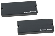 Seymour Duncan Bass Lines SSB-5s Passive Soapbar 5-string Pickup Set
