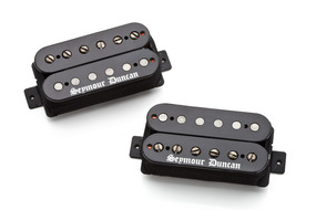 Seymour Duncan Black Winter Trembucker Pickup Set
