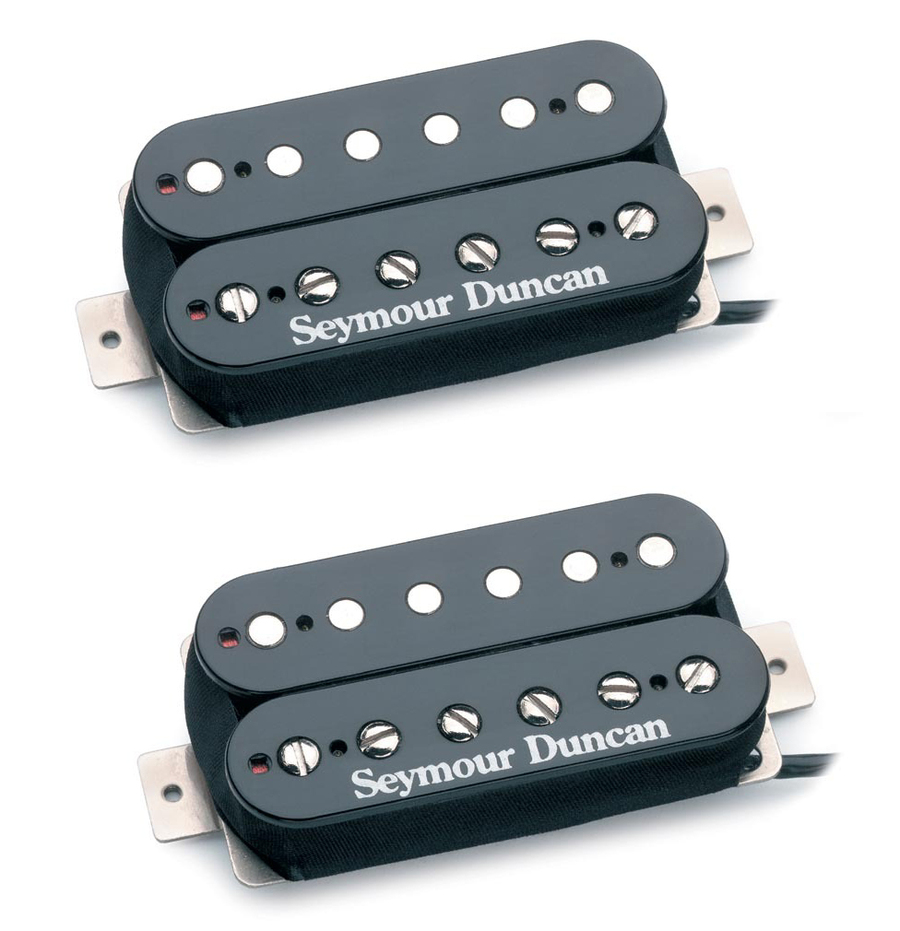 Seymour Duncan Guitar Pickup Set Pearly Gates Humbucker