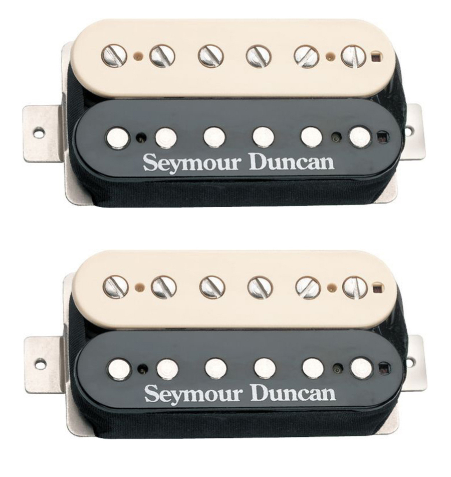 Seymour Duncan Guitar Pickup Set | Pearly Gates Zebra | Rainbow ...