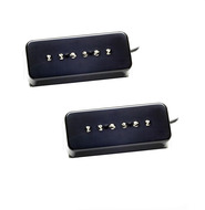 Seymour Duncan P-90 Stack Soapbar Pickup Set Black
