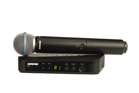 Shure Shure BLX Wireless Handheld Mic with Shure Beta58