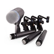 Shure DMK57-52 Professional Drum Microphone Kit