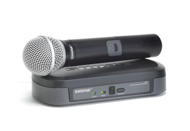 Shure PG24PG58 Performance Gear Handheld Wireless Microphone
