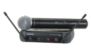 Shure PGX24/Beta58-J6 Handheld Wireless Microphone