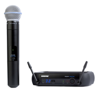 Shure PGXD24/Beta58 Digital Wireless Beta58 Mic