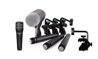 Shure and Audix Premium Drum Mic Package