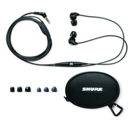 Shure SE115m Sound-Isolating Headset with Remote and Mic