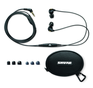 Shure SE115m+ Sound Isolating Headset with Remote and Mic