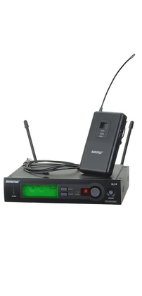 Shure SLX14/93 Lavalier<BR>Wireless Microphone System