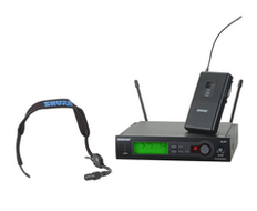 Shure SLX14/WH30 Headset<BR>Wireless Microphone System
