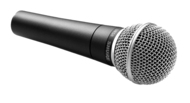 Shure SM58<BR>Vocal Microphone
