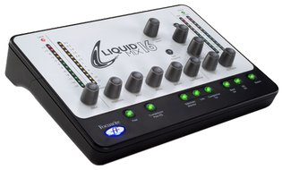 Focusrite Liquid Mix 16 EQ/Compressor plug-ins and Control Surface