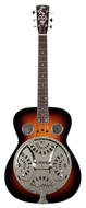 Regal RD-40V Roundneck Reso Guitar Vintage Sunburst with Case