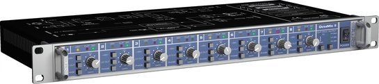 RME OctaMic II<BR>8 Channel Microphone Preamp