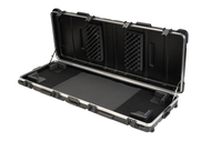 SKB ATA 88-Note Keyboard Case with wheels, TSA Latch