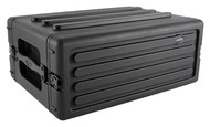 SKB 1SK-R4S Shallow Rack Case, 4 Space