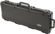 SKB Strat Flight Case Guitar Case with Wheels