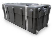 SKB Mid-sized Drum Hardware Case With Handle Wheels
