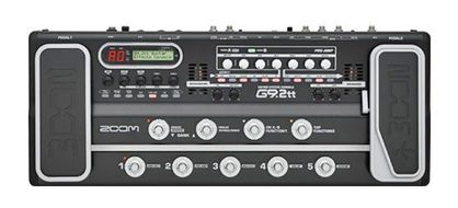 Zoom G9.2tt Twin Tube Guitar Effects Pedal