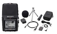 Zoom H2N Handy Recorder with ZOOM APH2N Accessory Pack