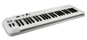 Samson Carbon 49-Key USB Midi Keyboard Controller